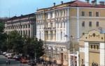 3 исторических здания на площади Ленина в Воронеже