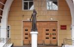 Суды Воронежа — адреса и телефоны