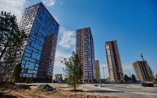 Названо количество введённых в строй квадратных метров в Воронеже в 2019