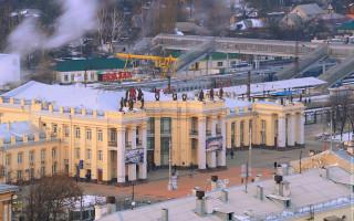 Воронеж вошёл в список городов с самыми красивыми вокзалами