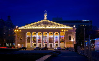 Theaters of Voronezh