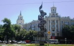 В центре Воронежа приведут в порядок бульвары, площади и скверы
