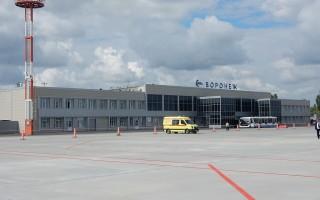 Строительство нового терминала в воронежском аэропорту планируют начать в 2021 году