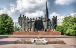 Military Monuments in Voronezh