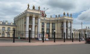 Вокзалы Воронежа: Воронеж-1, Курский, Придача