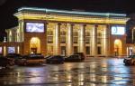 Все кинотеатры Воронежа