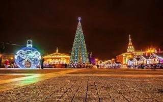 Где отметить Новый год 2020 в Воронеже