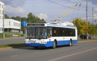 Москва подарит Воронежу 15 троллейбусов