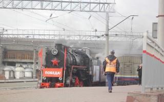 В Воронеж прибудет «Поезд Победы»