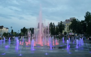 Voronezh Parks and Squares: Plenty of Space for a Walk