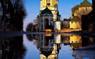 Весна в Воронеже: фотографии