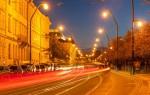 На улицах Воронежа установят ещё 3 000 энергосберегающих фонарей