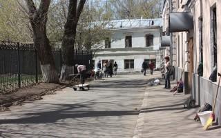 Во время месячника благоустройства в Воронеже собрали 50 000 кубов мусора