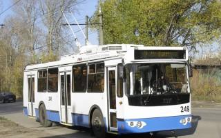 В Воронеж привезли последнюю партию троллейбусов из Москвы