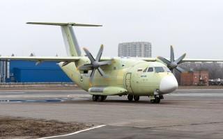 В Воронеже впервые поднялся в воздух новый самолет ИЛ-112В