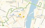 Автобус 66 в Воронеже: маршрут и остановки
