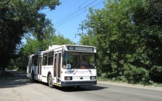 В Воронеж привезут московские троллейбусы
