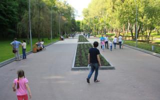 В Воронеже приведут в порядок Центральный парк культуры и отдыха