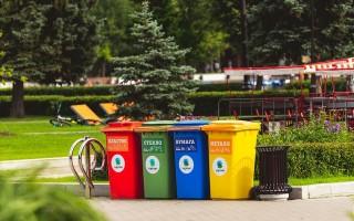 В Воронеже развивают систему раздельного сбора мусора