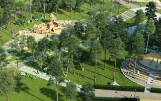 Парк Алые паруса в Воронеже: описание, карта, телефоны