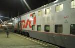 У пассажиров двухэтажных поездов наибольшим спросом пользуется направление Москва — Воронеж