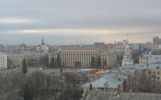 На Новый год в Воронеже пройдут праздничные мероприятия на площади Ленина