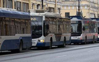 Ежегодно на рейсы в Воронеже выходят более 1700 единиц транспорта