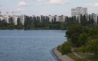 На левому берегу Воронежа построят новый микрорайон