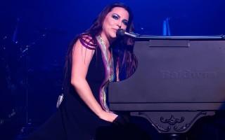 В Воронеже выступит культовая американская рок-группа Evanescence