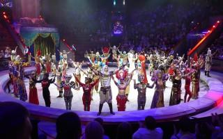 Воронежский цирк может получить почти два миллиарда рублей на реконструкцию