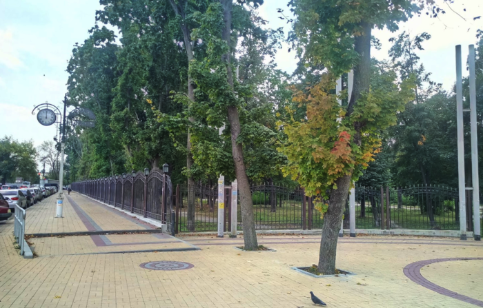 Бринкманский сад