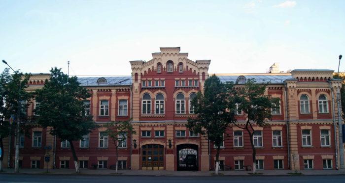 Краеведческий музей Воронеж