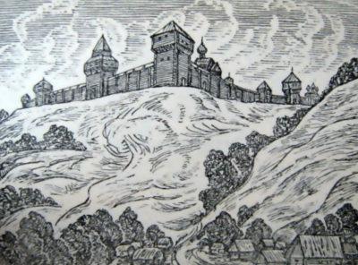 Воронеж крепость