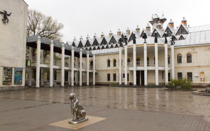Театр кукол Воронеж