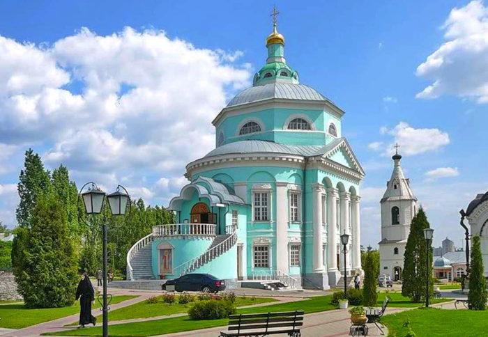 Alekseevo-Akatov monastery