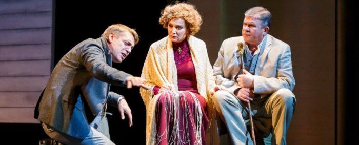 На сцене Воронежского театра драмы