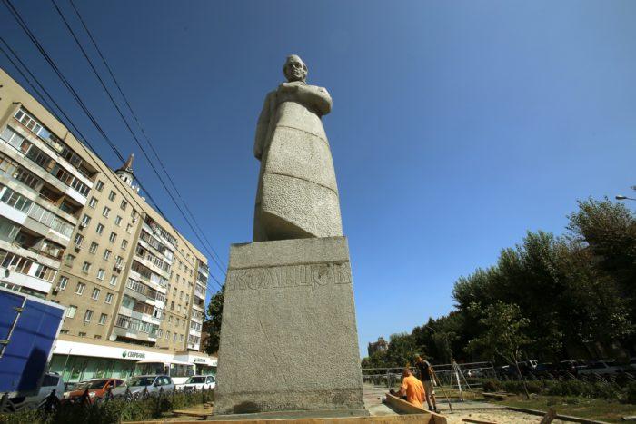 Monument to Koltsov