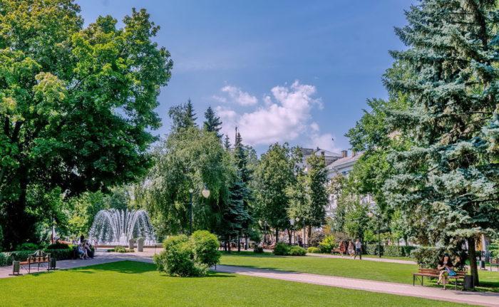 Koltsovsky Square