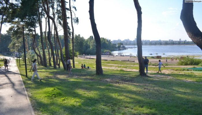 Парк Алые Паруса, Воронеж