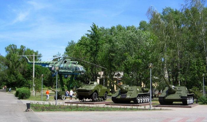 Парк Патриотов, Воронеж