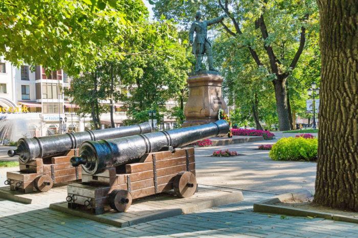 Petrovskiy Square