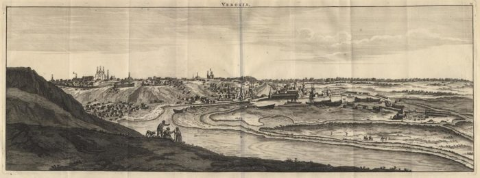 Voronezh, old engraving