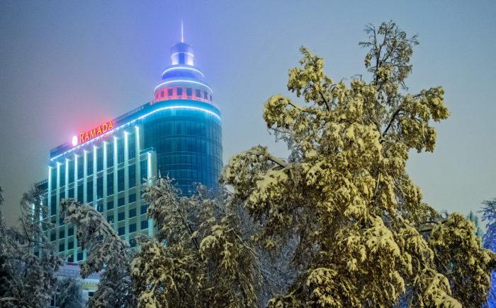 Отель Рамада Воронеж