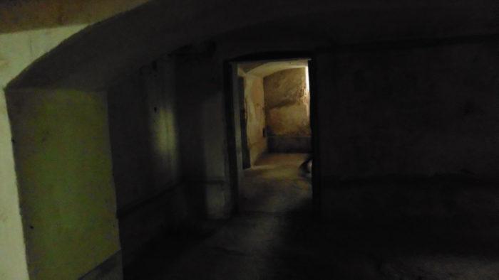 Подвалы замка Ольденбургских