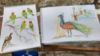 Sketches of Voronezh