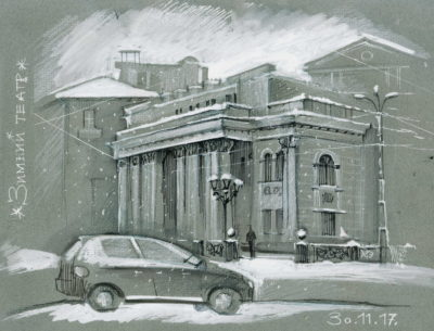Воронеж - зарисовки