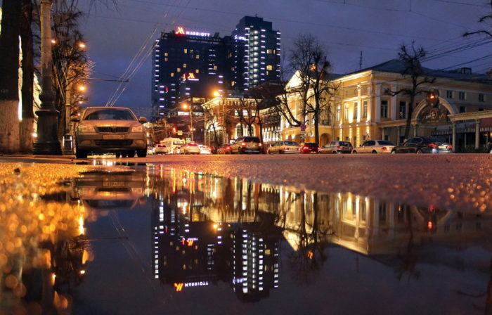 Marriott in Voronezh