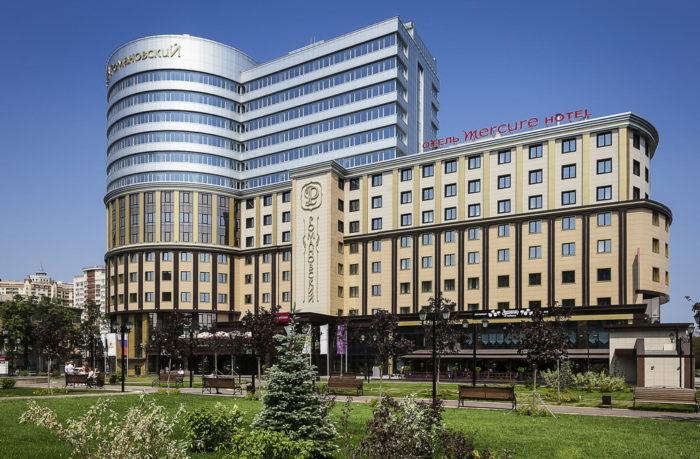 Mercure Voronezh