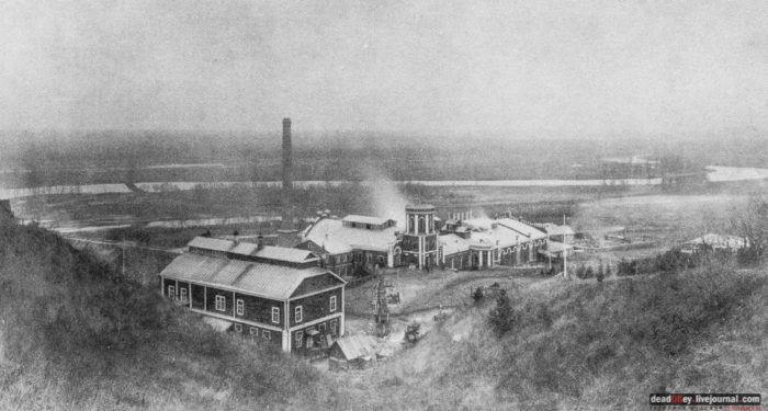 Sugar factory in Ramon (source: vol-majya.livejournal.com)