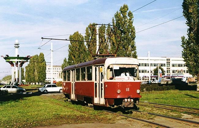 Воронежский трамвай
